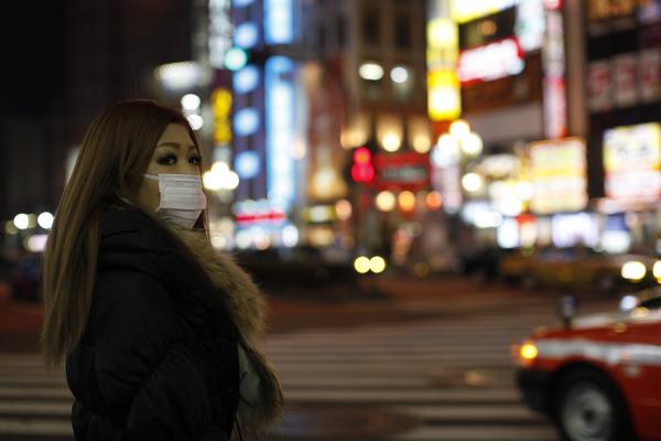 quartier des prostituées tokyo