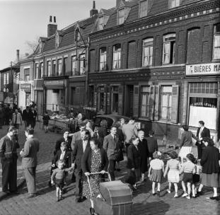 Jour de congés, Lens 1954