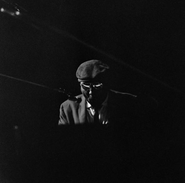 Thelonious Monk, Olympia, Paris le  18 avril 1961
